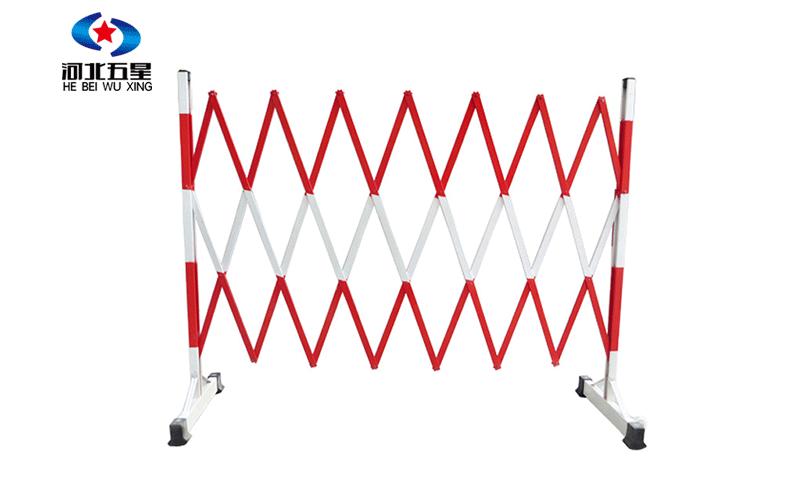 全绝缘折叠防护栏