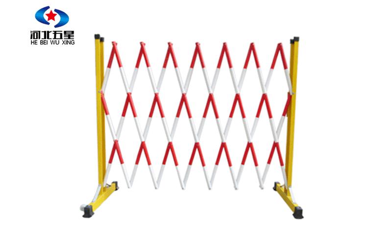 玻璃钢管式安全围栏