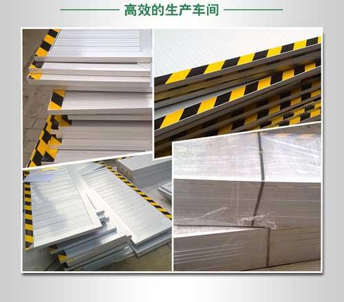 配电室铝合金挡鼠板厂家生产3-5天发货
